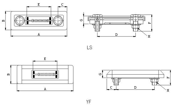 液位测试电路图